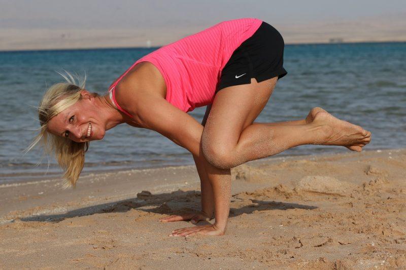 Personal yoga training münchen