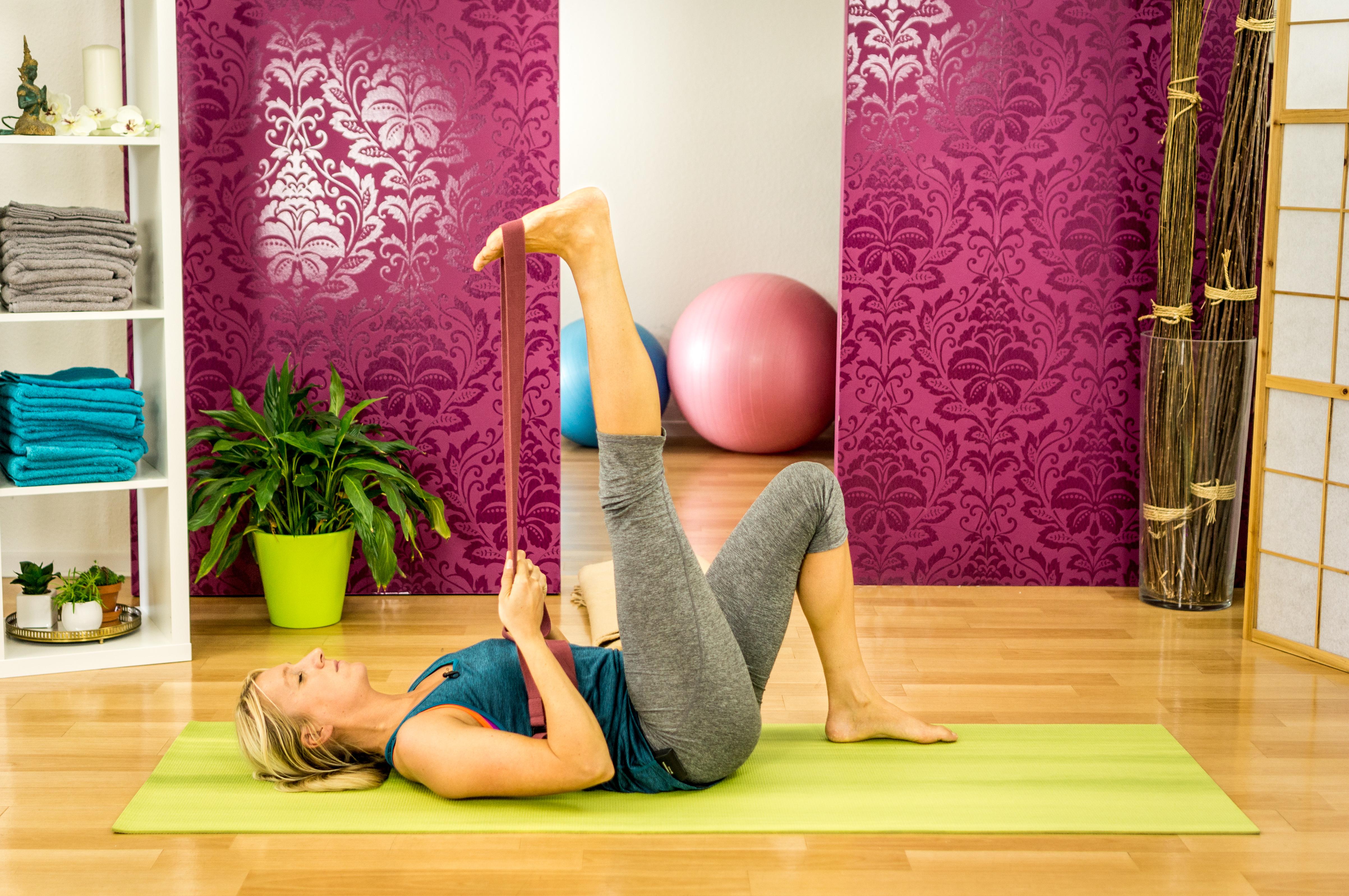 yoga personal trainer münchen