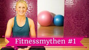 fitnessmythen