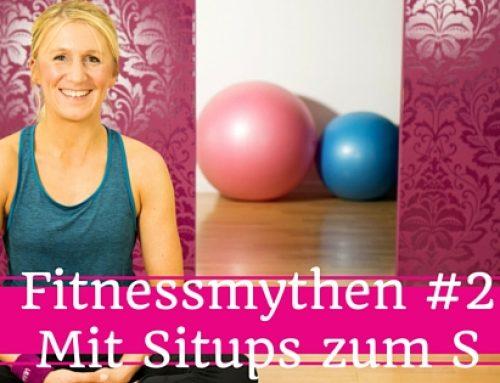 Fitnessmythen – #2 Mit Situps zum Sixpack