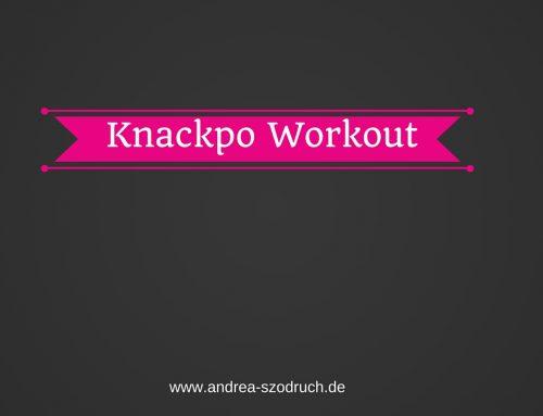 Knackpo Workout für den Sommer – Dein Po ein Hingucker