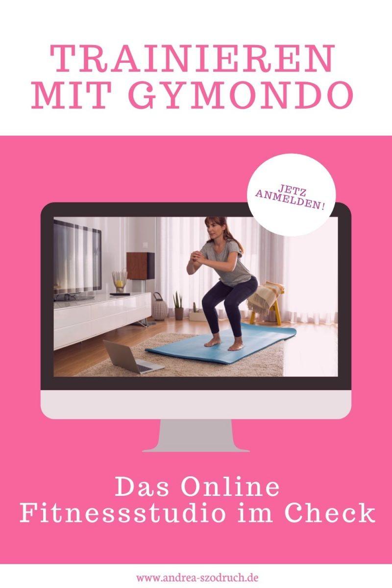 Trainieren mit Gymondo zu Hause