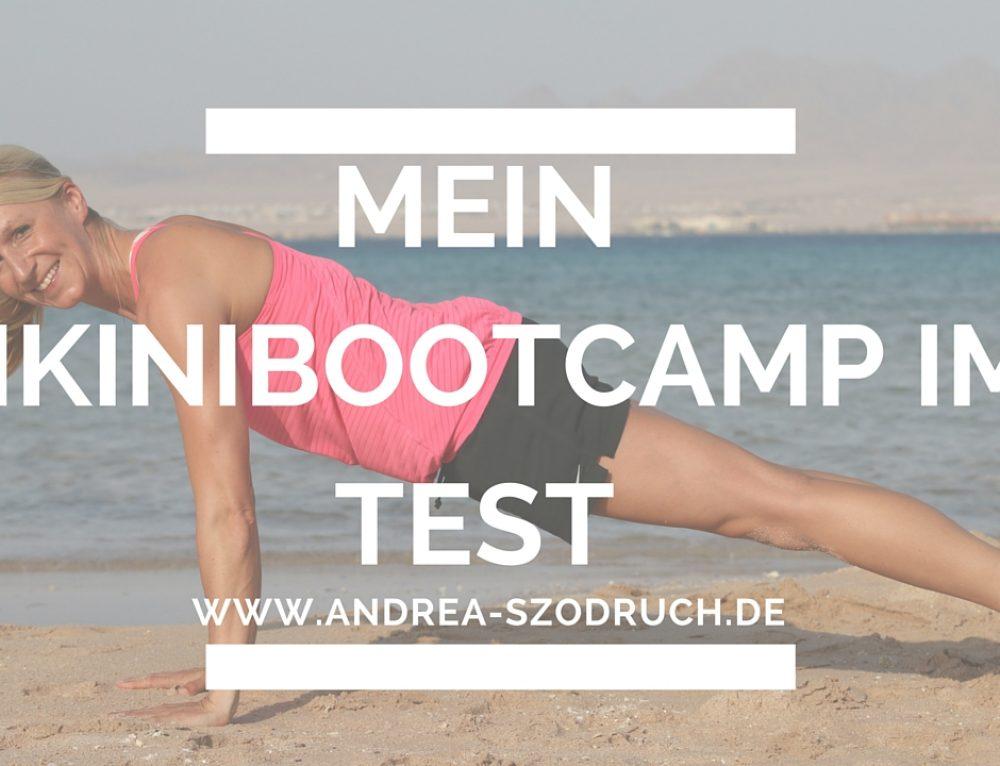 Bikinibootcamp – mein 30 Tage Programm im Check