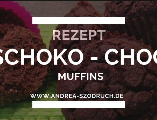 Schoko – Choc – Muffins