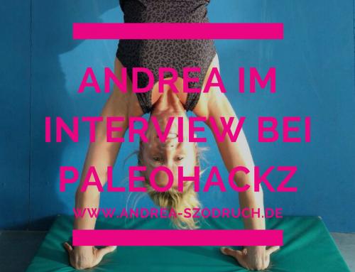 Mein Interview bei Paleo Hackz