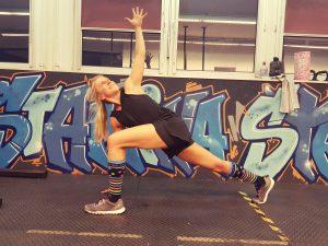 crossfit yoga