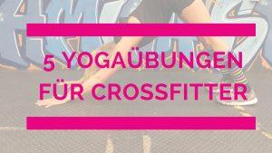 yoga und crossfit