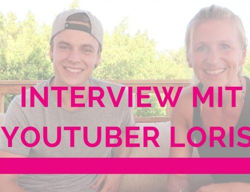 Mein erstes Video Interview auf Youtube mit LoZiTV