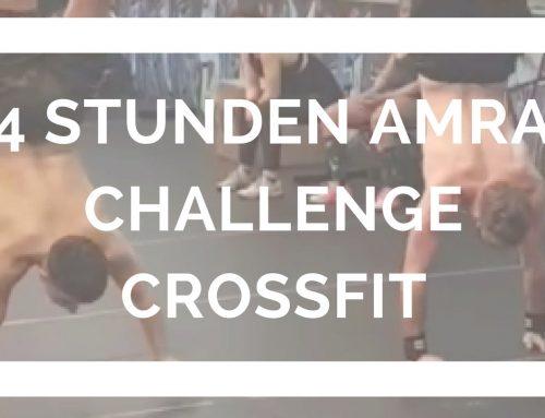 24 Stunden AMRAP Challenge – So etwas machen nur Verrückte