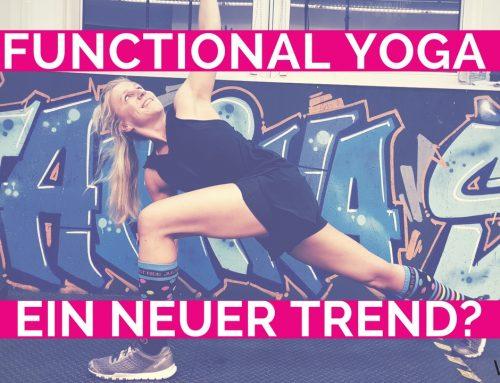 Functional Yoga – ein neuer Trend?