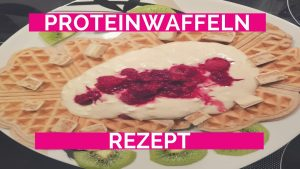 Proteinwaffeln Rezept