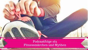fitnessmärchen und mythen