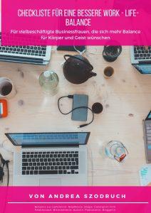 Checkliste Worklifebalance