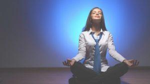 Businesswomen in Balance