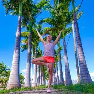 yoga auf hoher see