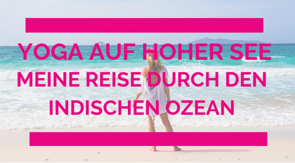 yoga auf hoher see