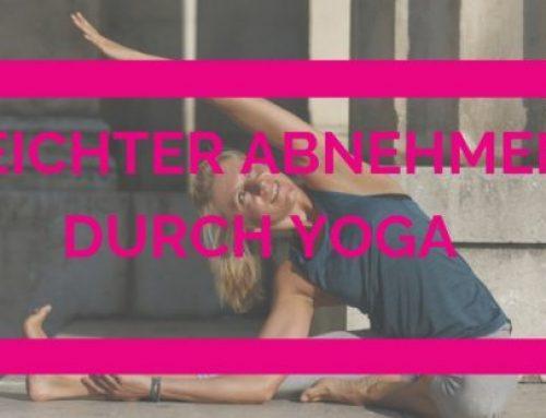 Leichter abnehmen mit Yoga