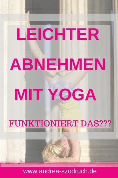 abnehmen und yoga
