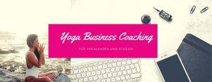 Yoga Business Coaching