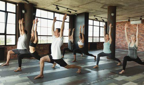 Yoga bei Gymondo