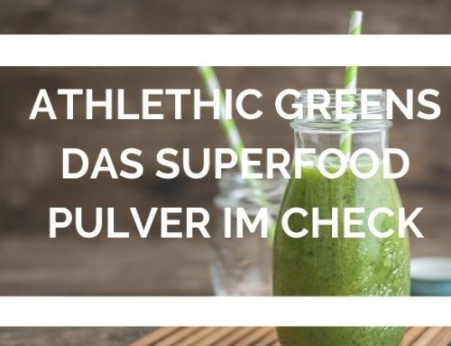 Athletic Greens Produkt Check